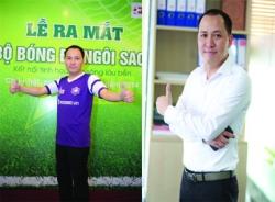 GĐĐH CLB bóng đá Ngôi sao Việt Nam Ngô Văn Quỳnh - Doanh nhân mê bóng đá