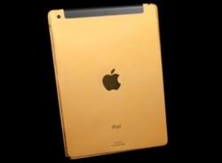 Apple iPad Air 2 sẽ có phiên bản màu vàng?