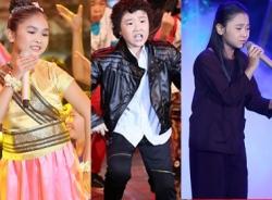 Giọng hát Việt nhí 2014: Giao lưu top 3 trước thềm chung kết
