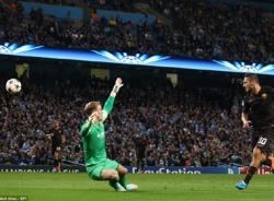 Man City 1 - 0 Roma: Thất vọng tràn trề