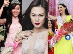 3 người đẹp Việt thi nhan sắc chui bị cấm diễn