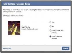Facebook xin lỗi về chính sách yêu cầu dùng tên thật