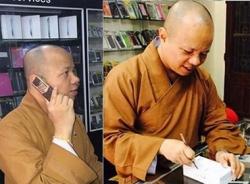 Bãi nhiệm chức Trưởng ban Trị sự đối với sư thầy 'đập hộp iphone 6'