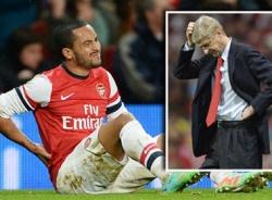 Arsenal và nỗi ám ảnh 'bệnh viện Emirates'