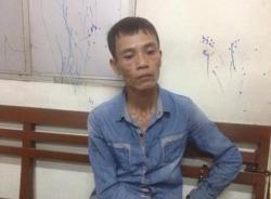 141 bắt người đàn ông mang ma túy trên xe khách liên tỉnh