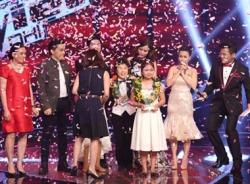 Chung kết Giọng hát Việt nhí 2014: Thiện Nhân giành ngôi quán quân