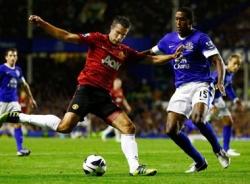 Manchester United - Everton: Gian nan tỏ mặt anh hùng