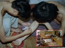 Tội phạm gia tăng do 'vướng' luật tại thành phố Hồ Chí Minh