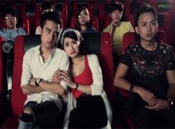 Clip hài hước về 16 kiểu tình huống thường gặp ở rạp chiếu phim
