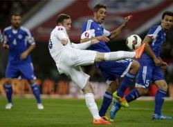 Tuyển Anh đại thắng tại Wembley