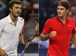 Federer – Simon: Đẳng cấp lên ngôi (CK Thượng Hải Masters)