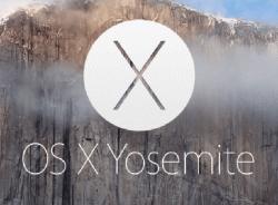 Những lưy ý trước khi cập nhật Mac OS X 10.10 Yosemite