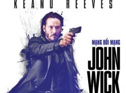 John Wick ấn tượng trong 'Mạng đổi mạng'