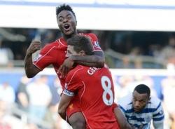 QPR 2-3 Liverpool: Rượt đuổi điên rồ