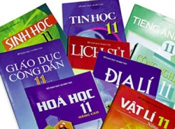 Gần nửa ngàn tỷ đồng để soạn lại sách giáo khoa