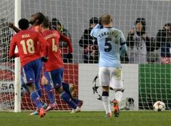 CSKA 2-2 Man City: Ác mộng kéo dài