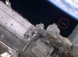 Phát hiện vật thể bay kỳ lạ trên Trạm vũ trụ quốc tế