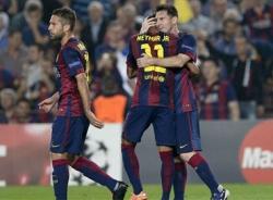 Barca 3-1 Ajax: Bước đà hoàn hảo cho siêu kinh điển
