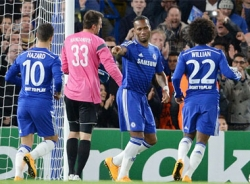 Drogba khai hỏa, Chelsea đại thắng Maribor 6-0