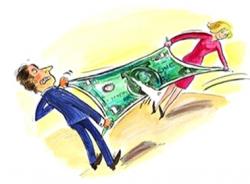 Bi hài chuyện vợ kiện đòi chồng trả tiền công làm vợ 100.000 đồng/ngày