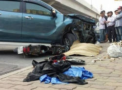 Khởi tố lái xe gây tai nạn liên hoàn trên đường Phạm Hùng, Hà Nội