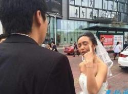 Trang điểm như bà lão 70 để chụp ảnh cưới, cô gái bị chồng sắp cưới bỏ rơi