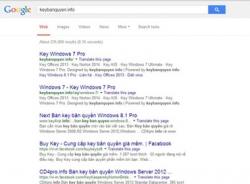 Bắt 4 đối tượng 'nẫng' 10 tỷ của Microsoft
