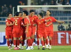 BXH FIFA tháng 10: Việt Nam tăng liền 6 bậc