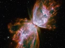 Công bố hình ảnh 'Con bướm của vũ trụ'
