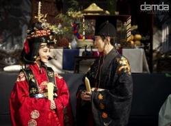 Đám cưới truyền thông đậm chất quý tộc của Chae Rim - Cao Tử Kỳ