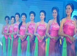 Chung khảo phía Bắc Hoa hậu Việt Nam 2014 phát sóng trên VTV6 vào tối nay