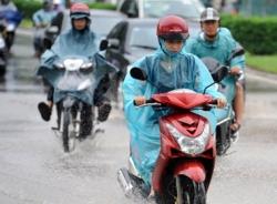 Dự báo thời tiết hôm nay (26/10): Mưa dông trên cả nước
