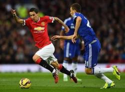 M.U 1-1 Chelsea: Van Persie cứu Quỷ đỏ vào phút chót