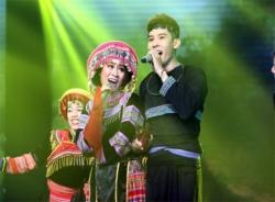 Cặp đôi hoàn hảo 2014 liveshow 1: Minh Thư - Minh Trung gấy bất ngờ khi cover 'Tình yêu màu nắng'