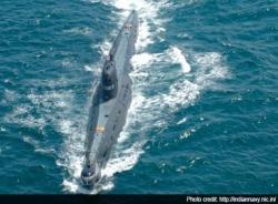 Ấn Độ dự định mua thêm 6 tàu ngầm cho hải quân