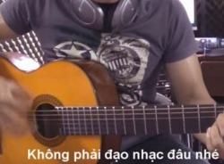 Chắc ai đó sẽ về phiên bản 'đá xoáy' Sơn Tùng M-TP đạo nhạc