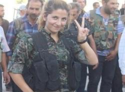 Sự thật về nữ chiến binh giết 100 phiến quân IS