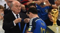 Messi không xứng đáng giành QBV tại World Cup 2014