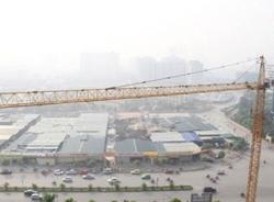 Cháy sau tòa nhà Keangnam lộ... kinh doanh không đúng mục đích