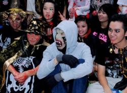 Halloween 2014 ở Hà Nội: Những diểm đến ấn tượng