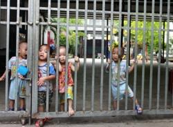 Kế hoạch phân loại, chuyển trẻ em và các đối tượng BTXH ở chùa Bồ Đề