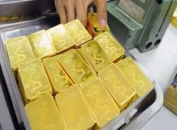 Giá vàng thế giới tiếp tục giảm sâu