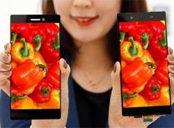 LG ra mắt tấm màn hình không viền, chống nước tốt