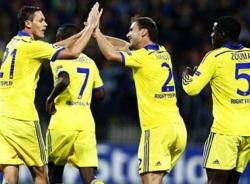 Maribor 1-1 Chelsea: Hazard 'làm rơi' chiến thắng của Mourinho
