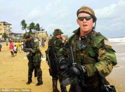 Lộ diện cựu đặc nhiệm SEAL đã bắn chết trùm khủng bố Bin Laden