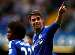 Chelsea đã giữ chân Oscar đến năm 2019