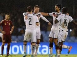 Kroos ghi bàn, Đức hạ Tây Ban Nha