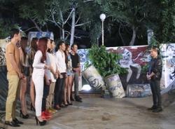 Vietnam's Next Top Model 2014: Thí sinh quậy tưng bừng với patin