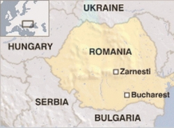 Rơi trực thăng quân sự Romania, 8 người tử vong