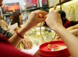 Giá vàng ngày 22/11: Trung Quốc kéo giá vàng bứt phá